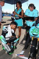 MotoGP Aragon Moto Bastianini GP AN