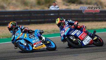 MotoGP Aragon Moto Canet GP AN