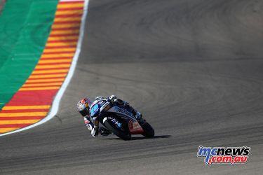 MotoGP Aragon Moto Martin GP AN