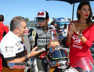 MotoGP Misano Abraham GP AN
