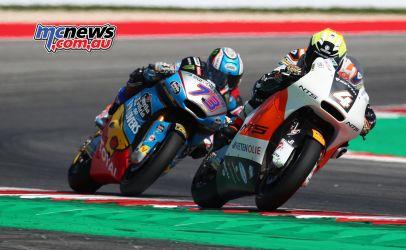 MotoGP Misano Moto Odendaal GP AN