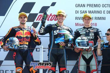 MotoGP Misano Moto pod GP AN