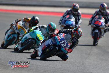 MotoGP Misano Moto Bezzecchi GP AN