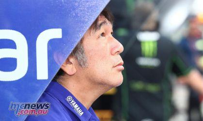 MotoGP Misano Tsuya GP AN