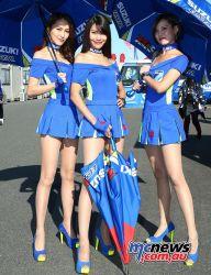 MotoGP Motegi Girls GP AN