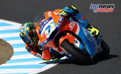 MotoGP Motegi Moto Baldassari GP AN