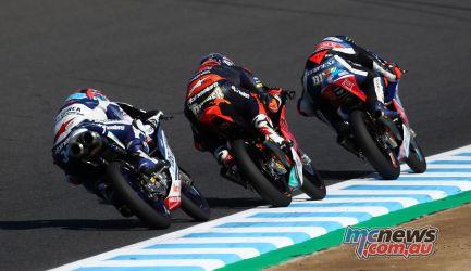 MotoGP Motegi Moto BinderD GP AN