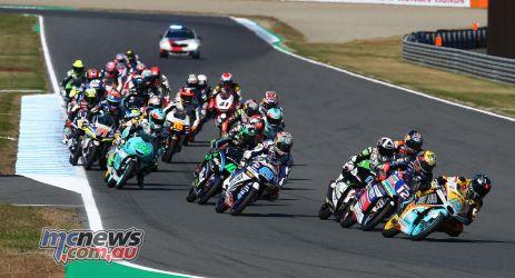 MotoGP Motegi Moto Mstart GP AN