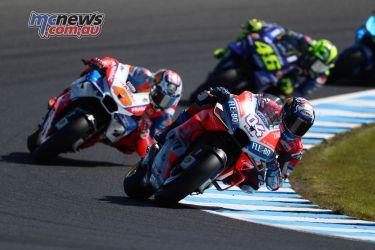 MotoGP Phillip Island Dovi GP AN