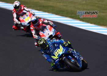 MotoGP Phillip Island Iannone GP AN