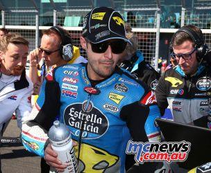 MotoGP Phillip Island Luthi GP AN
