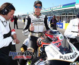 MotoGP Phillip Island Mike Jones GP AN