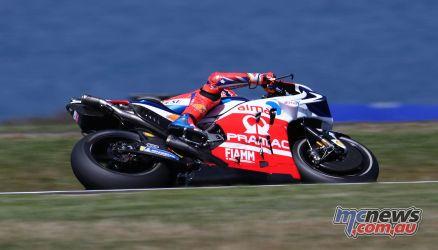 MotoGP Phillip Island Miller GP AN