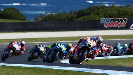 MotoGP Phillip Island Miller GP AN Cover