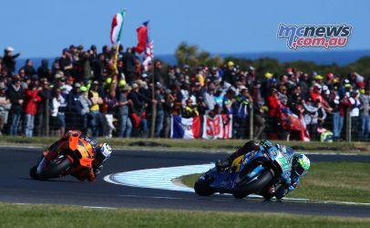 MotoGP Phillip Island Morbidelli GP AN