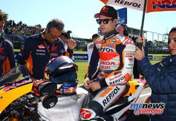 MotoGP Phillip Island Pedrosa GP AN
