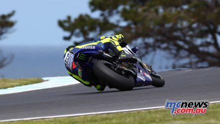MotoGP Phillip Island Rossi GP AN