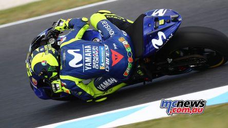 MotoGP Phillip Island Rossi GP AN Cover