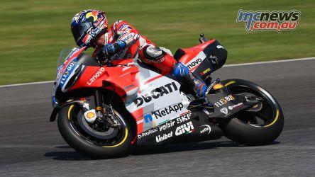 MotoGP Rnd Thailand Dovi GP AN