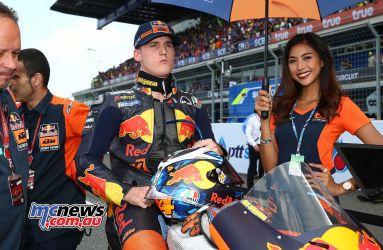 MotoGP Rnd Thailand EspP GP AN
