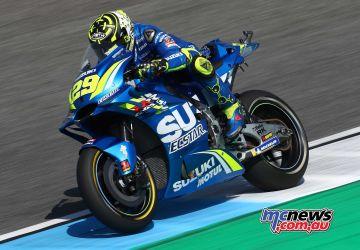 MotoGP Rnd Thailand Iannone GP AN