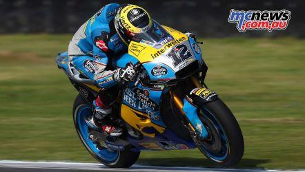 MotoGP Rnd Thailand Luthi GP AN