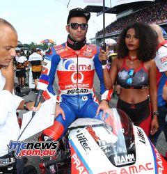 MotoGP Rnd Thailand Petrucci GP AN