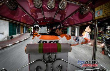 MotoGP Rnd Thailand Pre Marquez