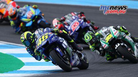 MotoGP Rnd Thailand Rossi GP AN Cover