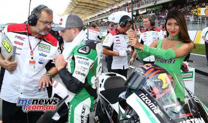 MotoGP Malaysia Bradl GP AN