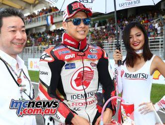 MotoGP Malaysia Nakagami GP AN