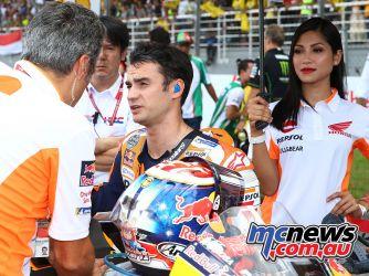MotoGP Malaysia Pedrosa GP AN