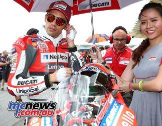 MotoGP Malaysia Pirro GP AN