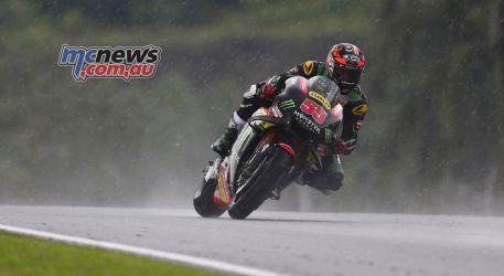 MotoGP Malaysia Syahrin GP AN