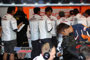 MotoGP Valencia Test HRC GPT AN