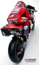 MotoGP Andrea Dovizioso RHR
