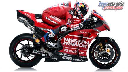 MotoGP Andrea Dovizioso RHS