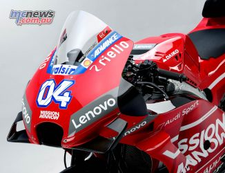 MotoGP Ducati Desmosedici GP Detail