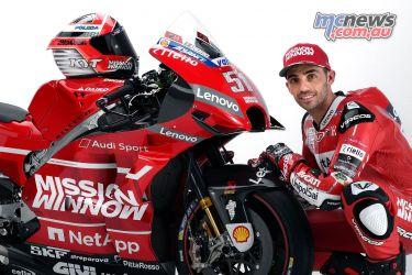MotoGP Ducati Desmosedici GP Michele Pirro