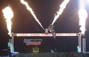 Australian Supercross 2016 - Round One- Image by Marc Jones - Gavin Faith