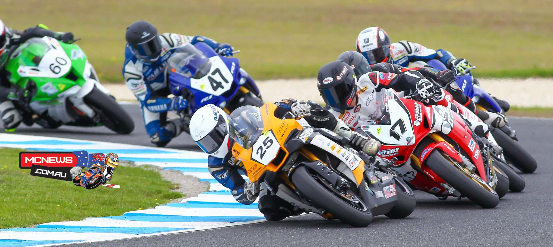 ASBK 2016 - Round One - Image by Cameron White