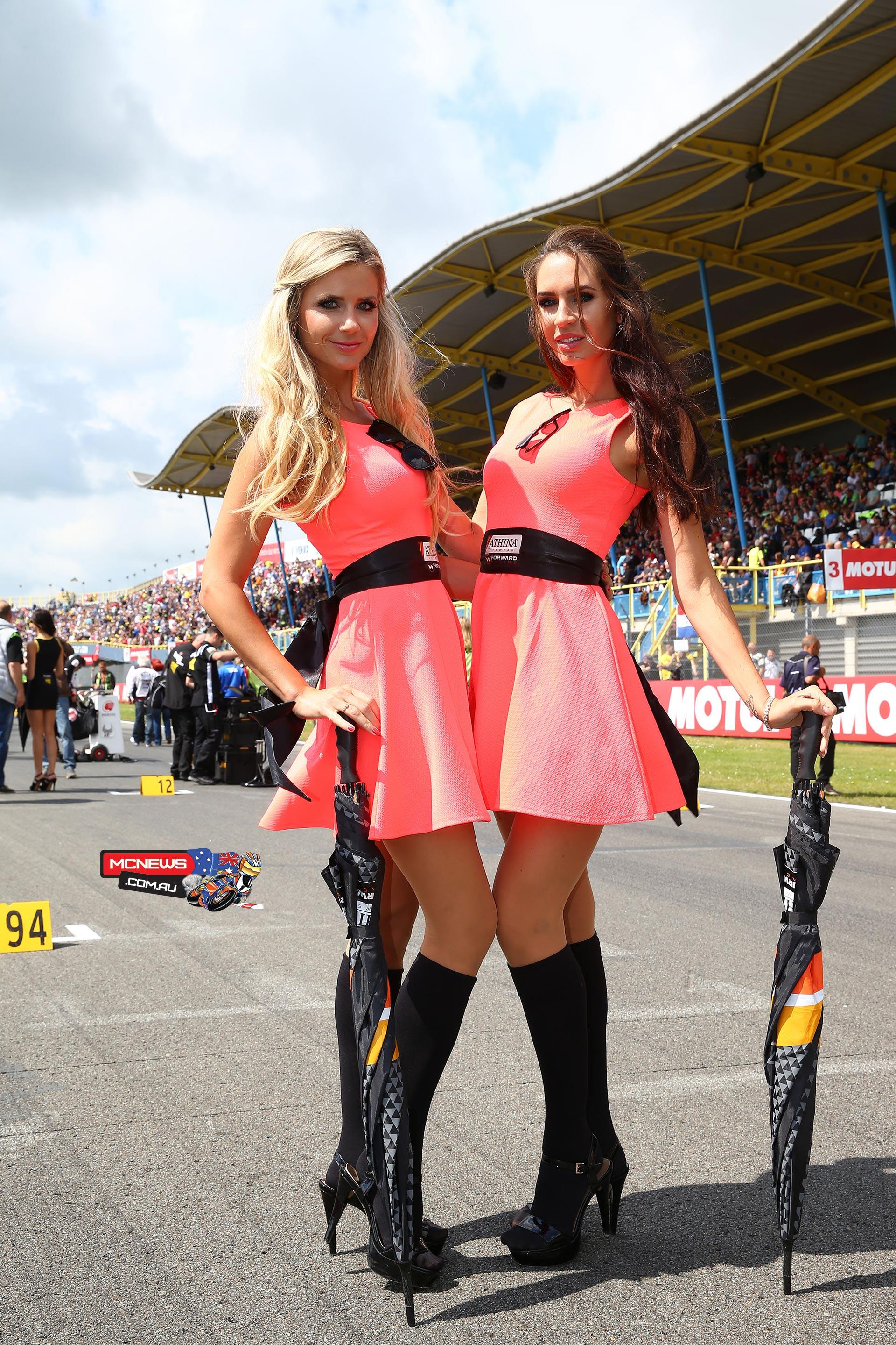 Grid Girls of the Dutch TT Assen MotoGP | MCNews.com.au