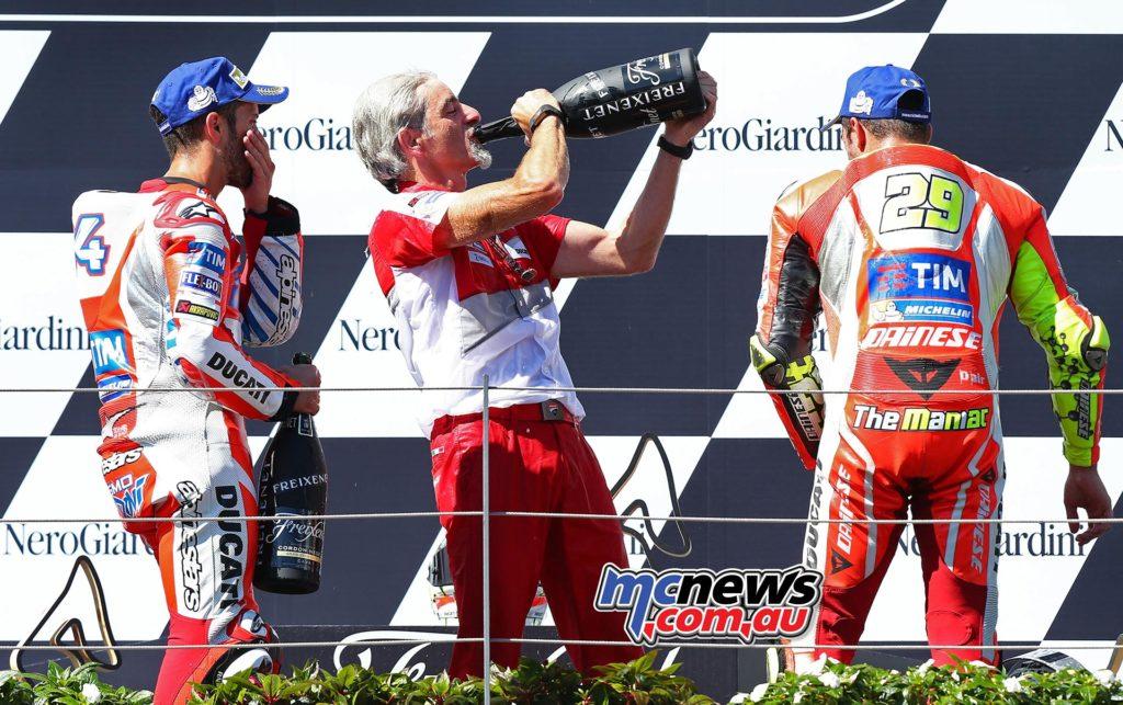 Red Bull Ring - Austria - MotoGP 2016