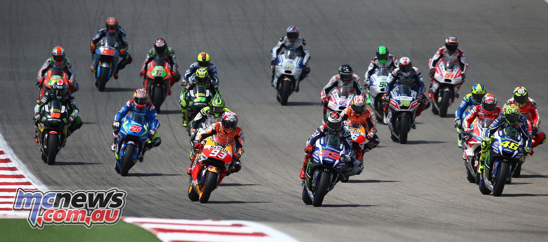 MotoGP 2016 - Circuit of Americas, Austin Texas