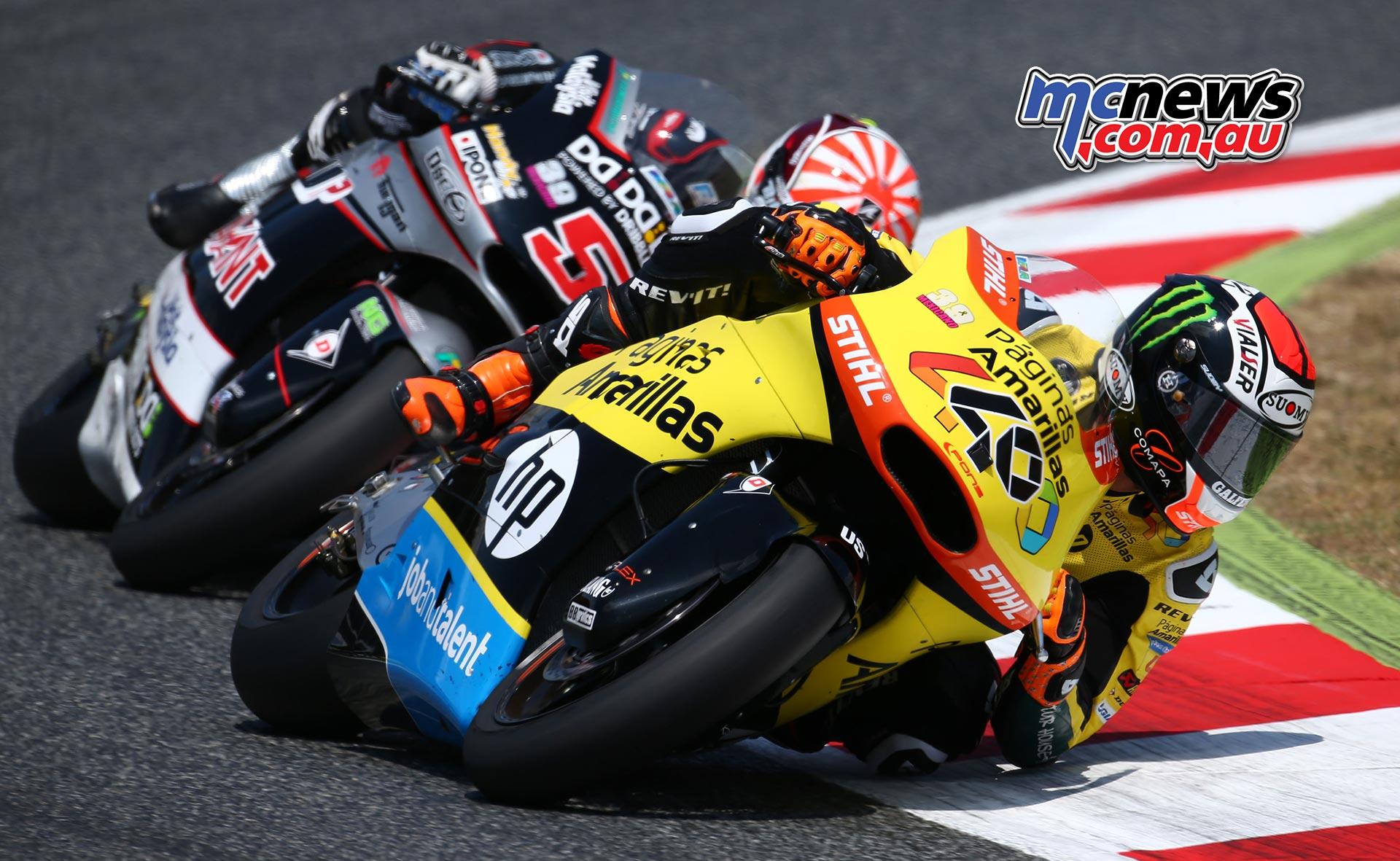 Alex Rins to Suzuki MotoGP   Official   MCNews.com.au