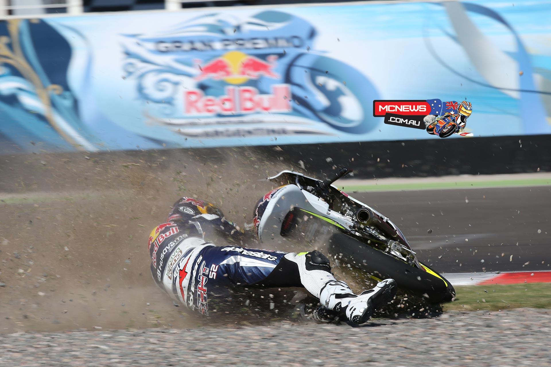 MotoGP 2014 - Argentina - Danny Kent