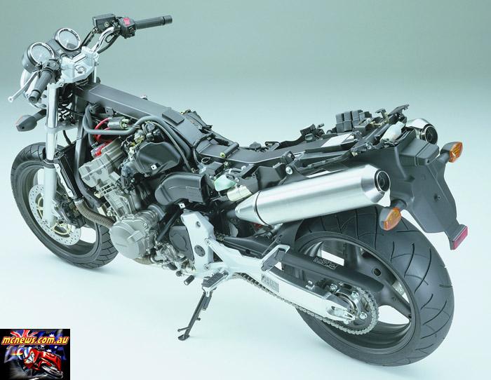 2002 Honda CB900 Hornet | MCNews com au