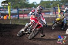 2014 MX Nationals Round Three Wonthaggi Tim Vare