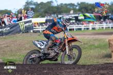 2014 MX Nationals Round Three Wonthaggi Dobson