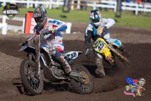 2014 MX Nationals Round Three Wonthaggi Kade Mosig Hayden Mellross
